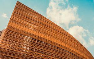 Eco-friendly building using Eco-friendly building materials